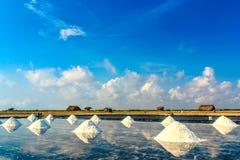 Salzfelder Stockbilder