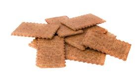 Salzige Cracker stockfotografie