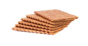 Salzige Cracker lizenzfreie stockfotografie