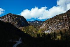 Salzkammergut, Австрия Стоковое Изображение