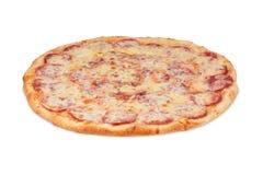 Salzt Pizza Lizenzfreies Stockfoto