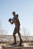 Sam Bradford Statue Royalty Free Stock Image