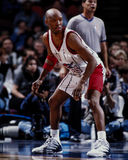 Sam Cassell, Houston Rockets Stock Foto's