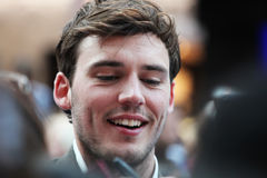 Sam Claflin. May 12, 2011 - Westfield, London - Pirates of the Caribbean: On Stranger Tides, UK premiere Stock Photos