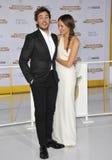 Sam Claflin & Laura Haddock Royalty Free Stock Image