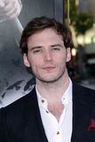 Sam Claflin at a screening of  Royalty Free Stock Photos