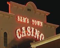 Sam Grodzki hotel i kasyno, Tunica Mississippi zdjęcia stock