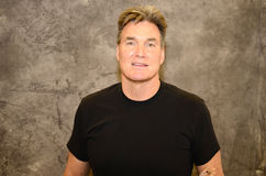 Sam J. Jones. At the The Scandinavian SCI-FI 2013, Game & Film Convention 2013 Royalty Free Stock Image