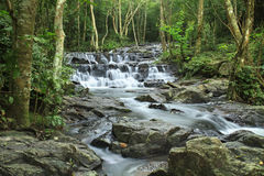 Sam Lan waterfall Royalty Free Stock Photography