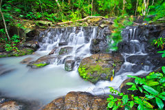 Sam Lan waterfall in Thailand Stock Photo