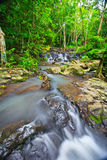 Sam Lan waterfall in Thailand Royalty Free Stock Photos