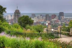 Sam Lawrence Park em Hamilton, Canadá foto de stock royalty free