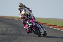 Sam LOWES. Moto2. Grand Prix Movistar of Aragón Stock Image