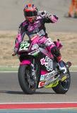 Sam LOWES. Moto2. Grand Prix Movistar of Aragón Royalty Free Stock Photography