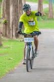 SAM-NGAO, TAK, TAILANDIA - 24 AGOSTO: Internazionale della diga di Bhumibol Fotografie Stock