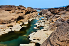 Sam Phan Bhok Gran Canyon, Thailand Royalty Free Stock Image