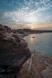 Sam Phan Bok Canyon Grand Canyon av Thailand Arkivfoto