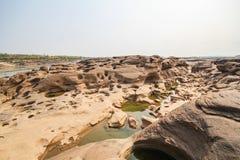 Sam Phan Boke, Ubon Ratchathani Thailand Stock Images