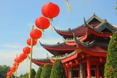 SAM PO KONG świątynia Fotografia Royalty Free