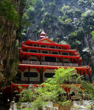 Sam Poh Tong Cave Temple, Malaysia Royalty Free Stock Images