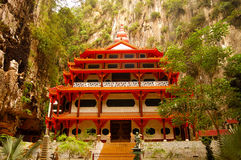 Sam Poh Tong Chinese Buddhist Cave Temple Royalty Free Stock Images