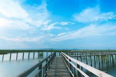 Sam Roi Yot Freshwater Marsh immagine stock libera da diritti