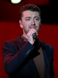 Sam Smith photographie stock libre de droits