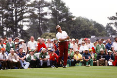 Sam Snead. Men's golf legend Sam Snead. (Image taken from color slide Royalty Free Stock Photos