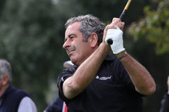 Sam Torrance Cannes-Mougins Seniors Masters Royalty Free Stock Images