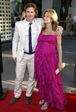 Sam Trammell and Missy Yager Royalty Free Stock Photo