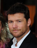 SAM Worthington Stock Foto