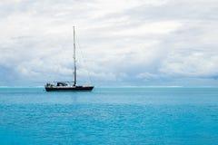 sama łódź Fotografia Royalty Free