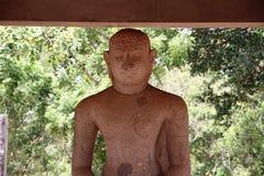 Samadhi菩萨在阿努拉德普勒 图库摄影