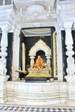 Samadhi of Shrila Prabhupada Royalty Free Stock Photography