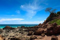 Samae zatoka Fotografia Royalty Free