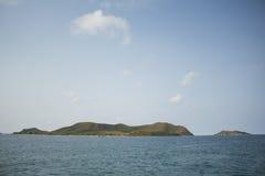 Samaesarn海岛 免版税库存图片