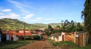 Samaipata Santa Cruz, Bolivia Arkivfoton