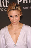 Samaire Armstrong Stock Photos