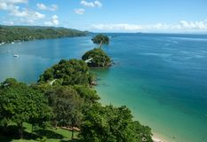 Samana,多米尼加共和国 库存照片