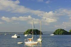 Samana Bay, Dominican Republic Royalty Free Stock Image