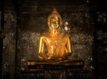 Samana Gautama Buddha Royaltyfri Fotografi