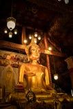 Samana Gautama Buddha royaltyfri bild