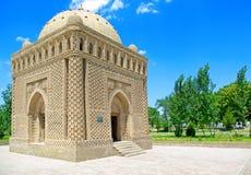 Samanid Mausoleum stock image