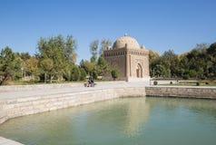 Samanid mausoleum Stock Photo