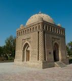 Samanid's mausoleum stock image