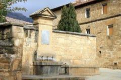 Samaniego La Rioja Royalty-vrije Stock Foto
