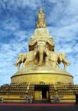 Samantabhadra imagen de archivo libre de regalías