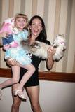 Samantha Bailey, Stacy Haiduk photos stock