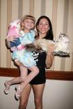 Samantha Bailey, Stacy Haiduk photos libres de droits