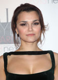 Samantha Barks Royalty Free Stock Photography